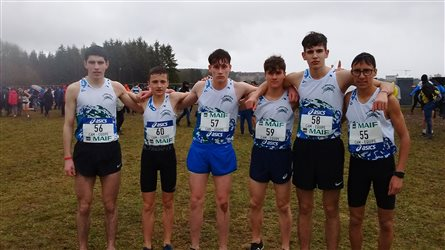 Championnats de France de cross-country à Vittel, dimanche 10 mars 2019